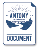 Antony Document Icon Large